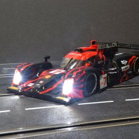 2019 Regulations 124 Plafit LMP Cars